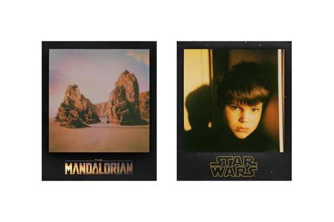 Polaroid Releases 'Mandalorian'-Themed Camera   HYPEBAE