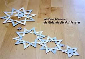 Sterne Zum Basteln : sterne basteln das anleitungsvideo ~ Lizthompson.info Haus und Dekorationen