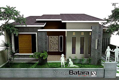 desain rumah bagian depan gallery taman minimalis