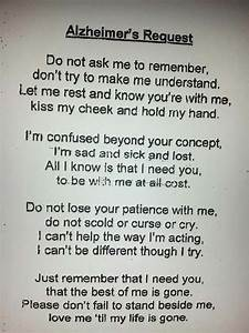 A reminder to b... Nice Dementia Quotes
