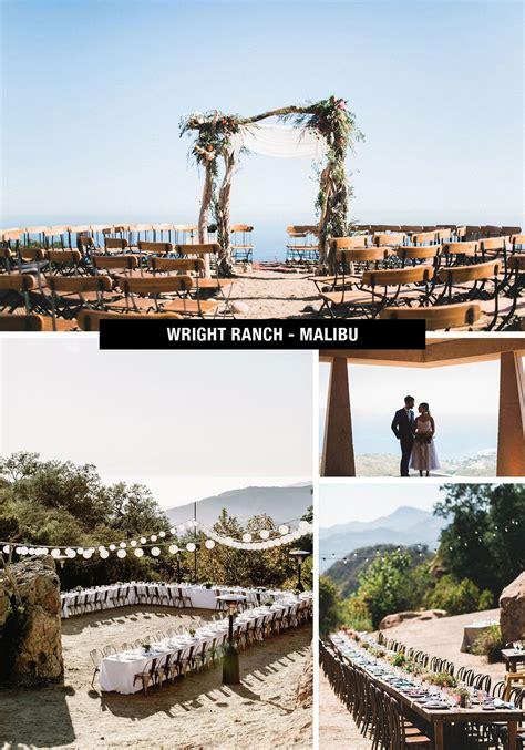 definitive list    outdoor wedding venues