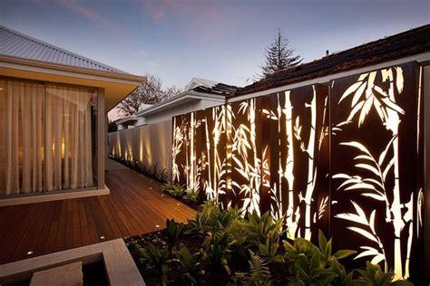 marvelous fence lighting ideas      wow