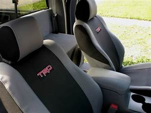 Trd Sport Seat Covers Toyota Tacoma Truck 05