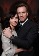 Ewan McGregor's estranged wife Eve Mavrakis has denied they have fallen out over support payments - WSTale.com