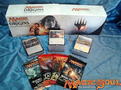 magic soul magic origins deck builder s toolkit