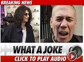 Howard Stern -- Aflac Had 'No Reason' to Fire Gilbert ...