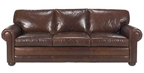Large Leather Sofa by Large Seated Leather Oversized Sofa