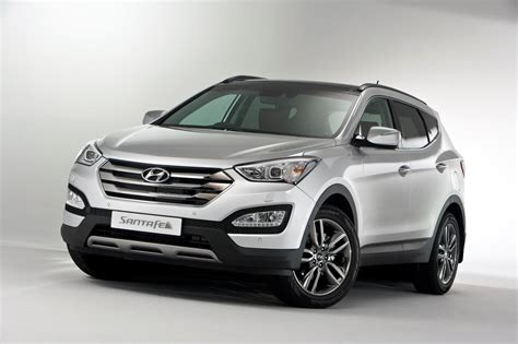 New Hyundai Santa Fe Uk Pricing Announced Autoevolution