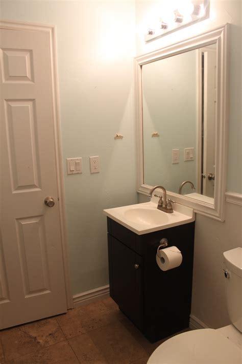 modern bathroom remodel  floor  ceiling tile