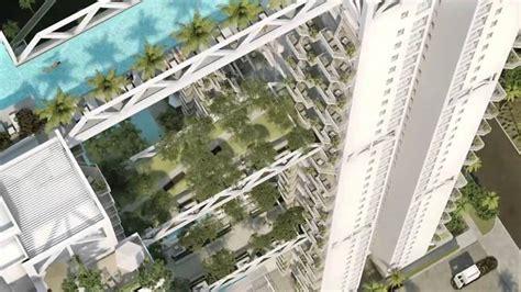 Sky Habitat Condominium Singapore Safdie Architects