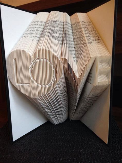 absolutely amazing handmade folded book gifts