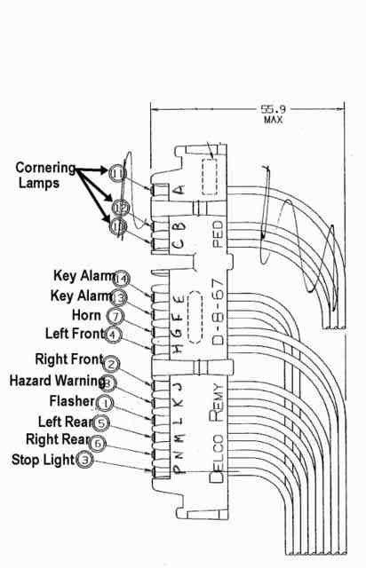 2000 Corvette Turn Signal Wiring Diagram by What Exactly Happens When You Turn The Key