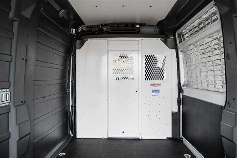 ram promaster rear cargo hvac systems  heating cooling