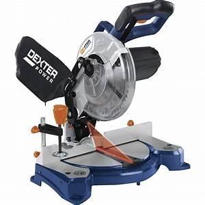 Scie A Onglet Electrique : scie onglet dexter power ms8 210 mm 1500 w leroy merlin ~ Dailycaller-alerts.com Idées de Décoration