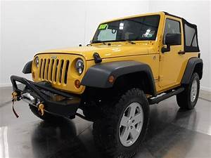 Used 2007 Jeep Wrangler X 4x4 Suv For Sale Moon Pa