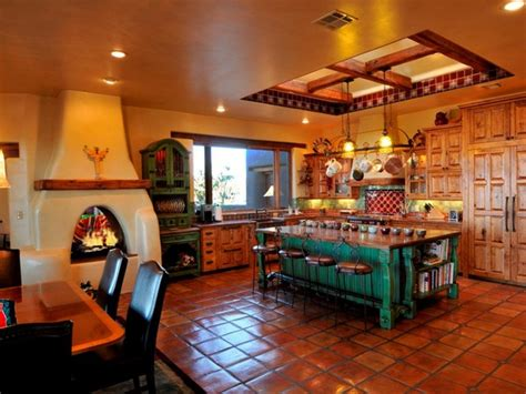 Spanish Style Kitchen - Beautiful Design Ideas You Can