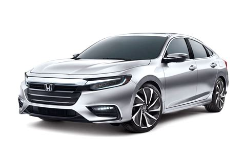 New Honda Insight Sleek Hybrid Prototype's Specs Detailed