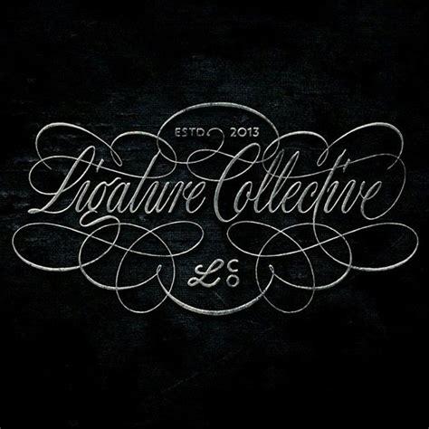 love for ligatures