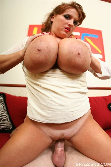 Milf With Big Boobs Brandy Dean Has Hardcore Sex And Gives Titjob