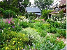 English Cottage Garden Plans — Cottage House Plan