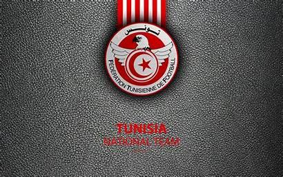 Football Tunisia National 4k Team Wallpapers Emblem