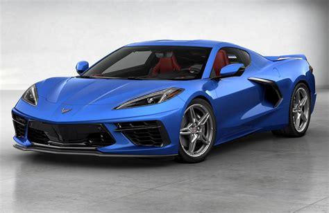 The 2020 C8 Corvette Stingray Needs To Attract Millennials ...