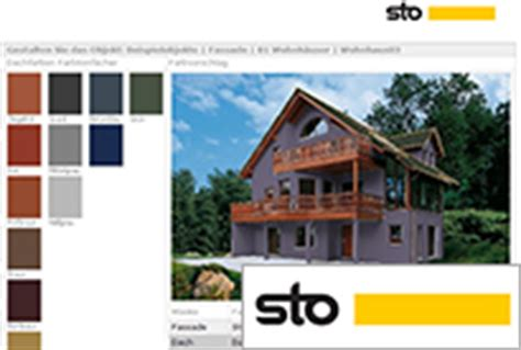 Fassadenfarbe Farbpalette Konfigurator by Fassade Beschichten Verklinkern D 228 Mmen