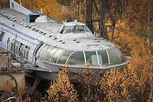 """Raketa: Abandoned """"River Rockets"""" of the Soviet Union ..."""