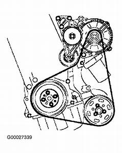 Volkswagen Jetta Alternator Belt Diagram