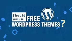 Should you use free WordPress theme? QeHTML