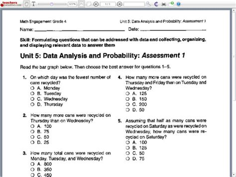 probability worksheets 9th grade probability openers