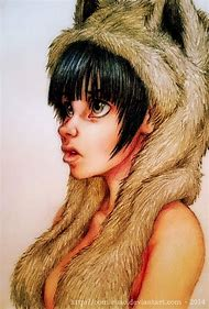 Style Pencil Art.colored