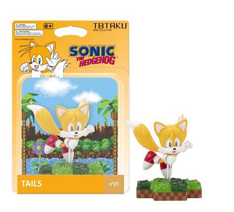 sonic  hedgehog tails totaku collection figure
