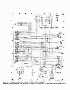 89 Toyota Pickup Wiring Diagram