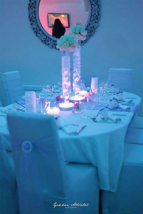rushed frozen wedding decoration  shipping