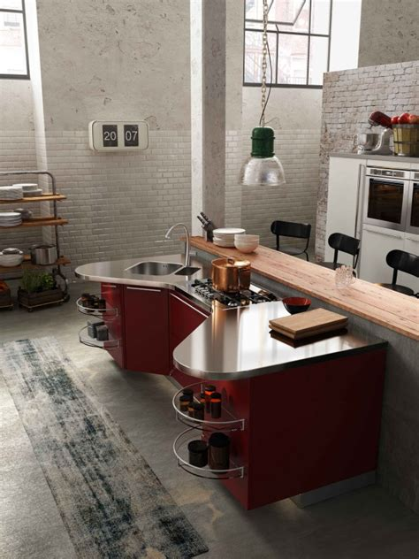 Modern Italian Kitchens From Snaidero by Modern Italian Kitchens From Snaidero