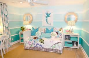Ocean Themed Bathroom Decorating Ideas by Mermaid Bedroom