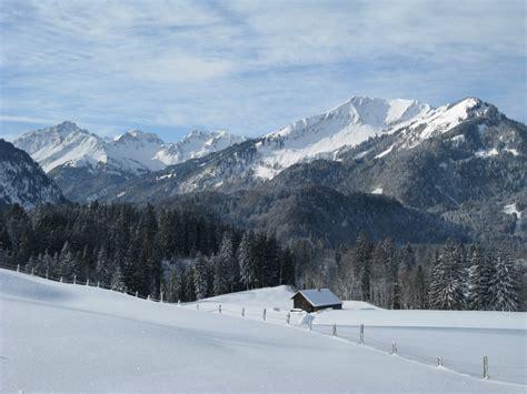 Im Winter by Oberstdorf Im Winter 2010 Foto Zeigedeinebilder De