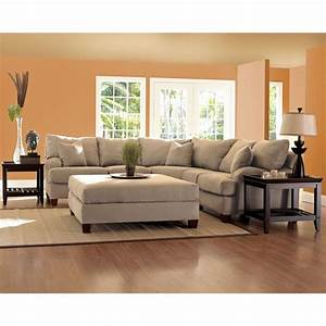 Beige sectional sofas sofa beige sectional home interior for Living room furniture sectionals