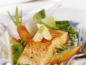 Lachs Mit Gemüse : gebratener lachs mit gem se rezept eat smarter ~ Orissabook.com Haus und Dekorationen