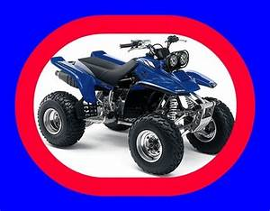 Yamaha Warrior 350 Atv Repair Service Manual