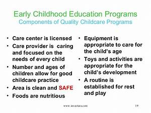 Early child-education