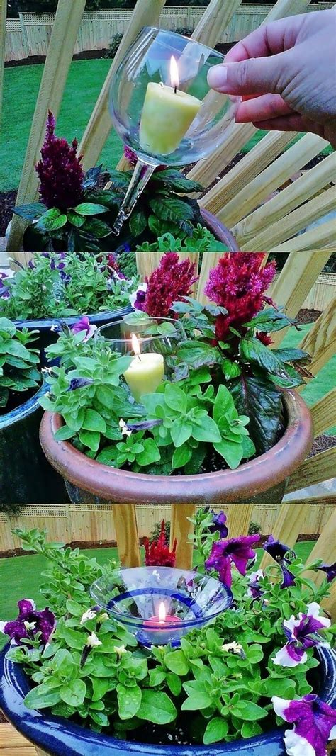Garden Ideas by 40 Creative Diy Gardening Ideas With Recycled Items