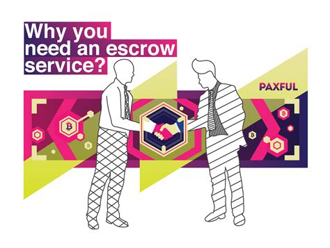 Escrow service is a 3rd party website which works as a mediator to secure a bitcoin transaction for a sender. An Introduction to Bitcoin Escrow Service | Paxful Blog