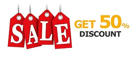50% discount on website templates. Tonytemplates sale campaign