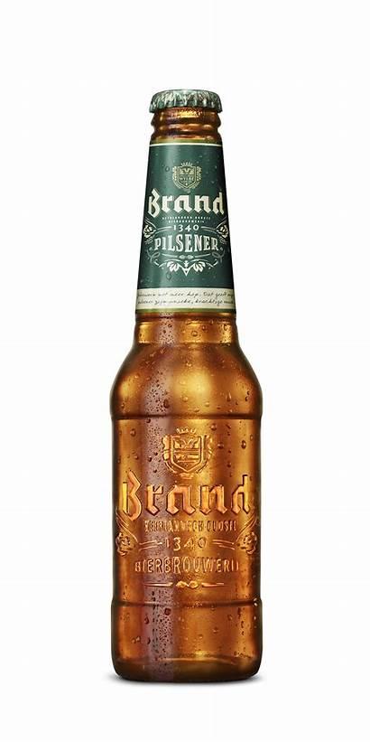 Fles Bier Nieuwe Foodclicks Pilsener Bottle Voortaan
