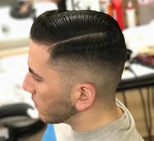 Dégradé Homme Progressif : fondu coiffure homme noir ~ Melissatoandfro.com Idées de Décoration