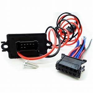 Heater Resistor   Wiring Harness For Renault Scenic