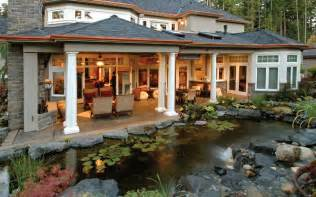 outdoor living house plans outdoor living trends house plans and more