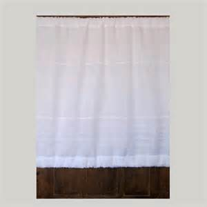 window sidelight curtain custom white sheer by linenandletters
